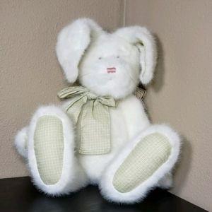 Retired Boyds Bears Plush Bunny Hattie Hopsalot